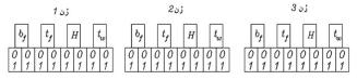 شکل4 نمايش کروموزوم به صورت باينري