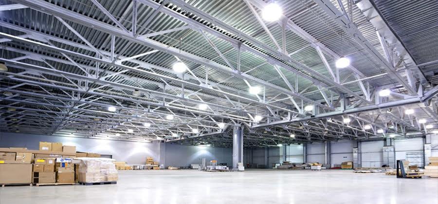 انواع سیستم های روشنایی سوله ها کدامند و ویژگی های آنها چیست؟